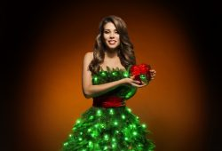 How Russian ladies prefer to celebrate New year and Christmas holidays?
